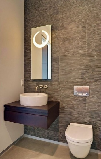 Banheiros Planejados para Apartamento Pequeno Arujá - Banheiro Planejado com Espelho