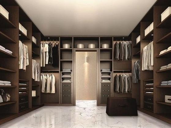 Closet Planejado de Casal Preço Suzano - Closet Planejado de Móveis
