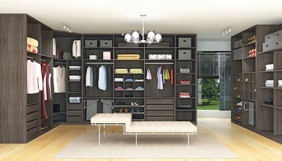 Closet Planejado de Móveis Suzano - Closet Planejado Casal