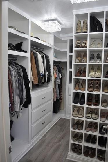 Closet Planejado para Apartamento Preço Arujá - Closet Planejado com Espelho