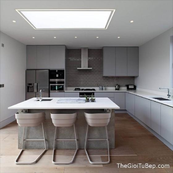 Cozinha Planejada Apartamento Preço Alphaville - Cozinha Planejada Amadeirada
