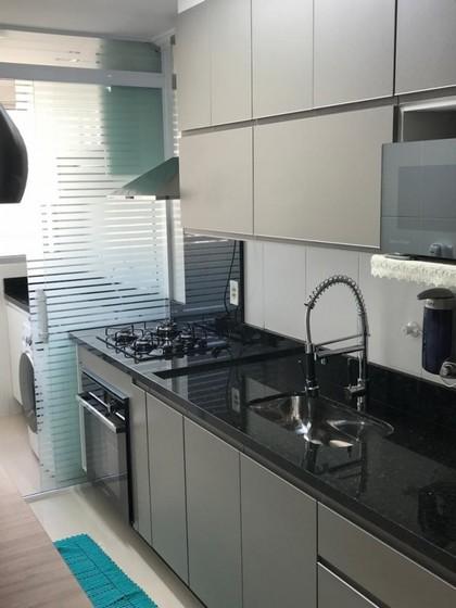 Cozinha Planejada de Apartamento Preço Alphaville - Cozinha Planejada Pequena