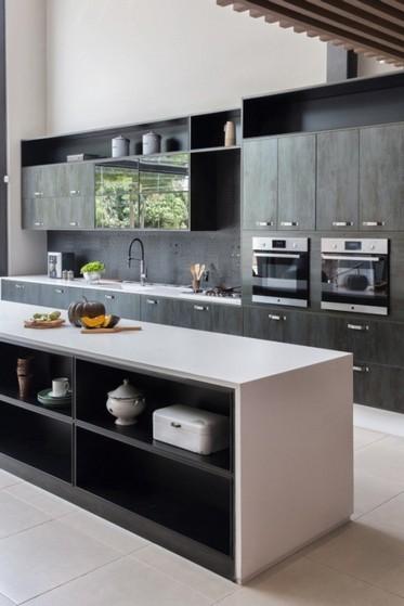 Cozinhas Planejadas Apto Suzano - Cozinha Planejada Moderna