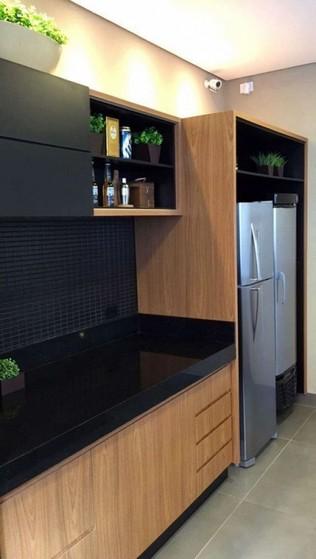 Cozinhas Planejadas de Madeira Alphaville - Cozinha Planejada Moderna