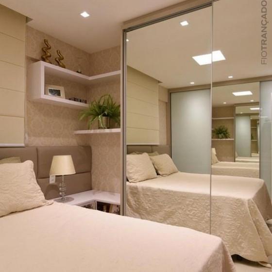 Dormitório Casal Planejado Pequeno Preço Mogi das Cruzes - Dormitório Planejado para Quarto Pequeno