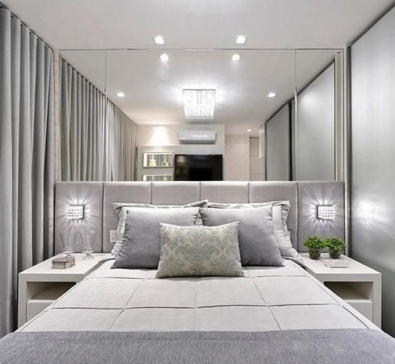 Dormitório Planejado Casal Pequeno Preço São José dos Campos - Dormitório Planejados Móveis