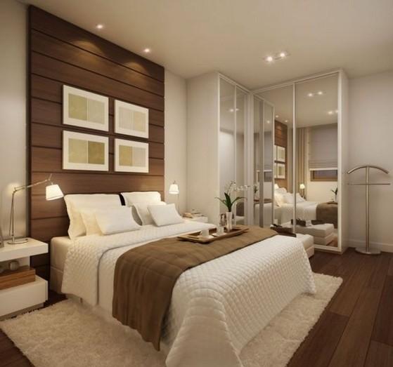 Dormitório Planejado de Casal São José dos Campos - Dormitório Planejado Solteiro