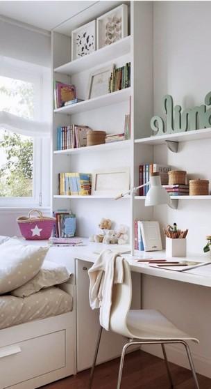 Dormitório Planejado de Solteiro Poá - Dormitório Planejado Infantil