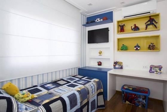 Dormitório Planejado Infantil São Paulo - Dormitório Planejado Casal Pequeno