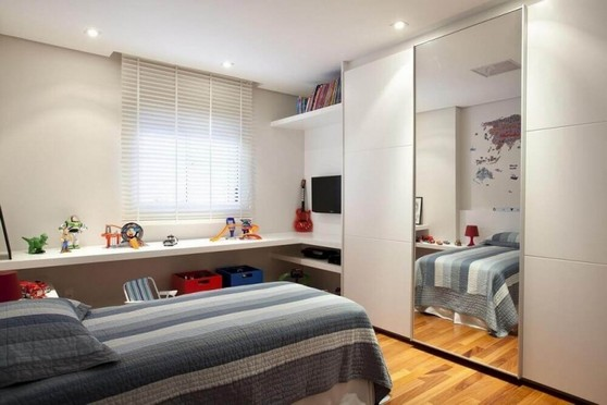 Dormitório Planejado Juvenil Preço Suzano - Dormitório Planejado Solteiro