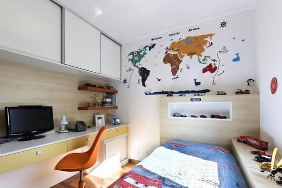 Dormitório Planejado Juvenil Bertioga - Dormitório Planejado Casal Pequeno