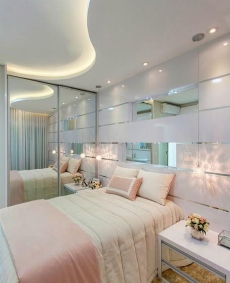 Dormitório Planejado para Quarto Pequeno Preço Riviera de São Lourenço - Dormitório Planejado de Solteiro