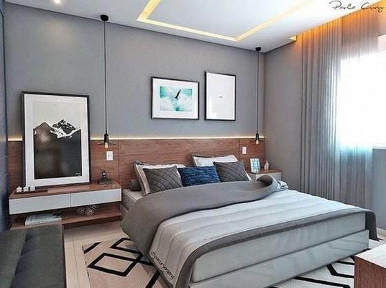 Dormitório Planejados Móveis Suzano - Dormitório Planejado de Casal