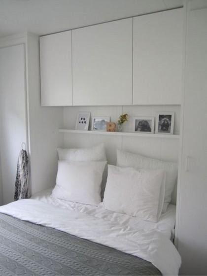 Dormitórios Casal Planejado Pequeno Poá - Dormitório Planejado para Quarto Pequeno