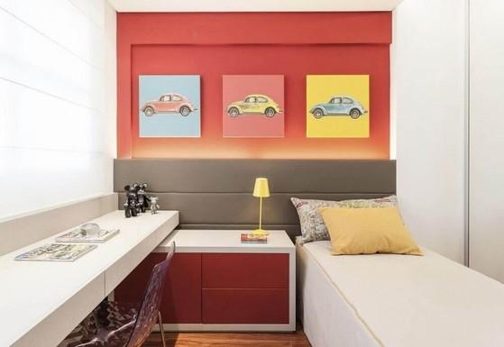 Dormitórios Planejados Juvenil Riviera de São Lourenço - Dormitório Planejado de Casal