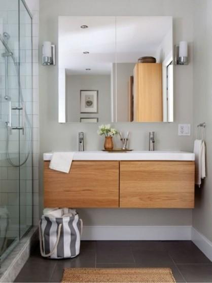 Onde Encontro Banheiro Planejado de Apartamento São José dos Campos - Banheiro Planejado Madeira