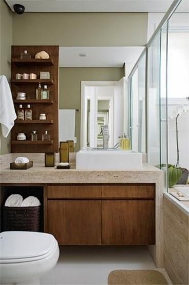 Onde Encontro Banheiro Planejado para Espaço Pequeno Arujá - Banheiro Planejado Moderno Pequeno