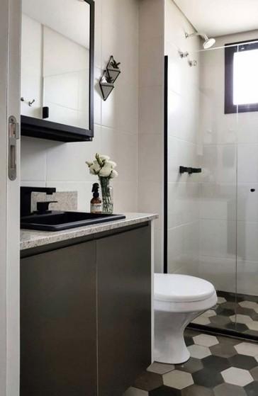 Onde Encontro Banheiro Planejado Simples Mogi das Cruzes - Banheiro Planejado Madeira