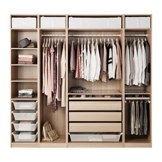 Onde Encontro Closet Planejado Pequeno Simples Guarulhos - Closet Planejado de Canto