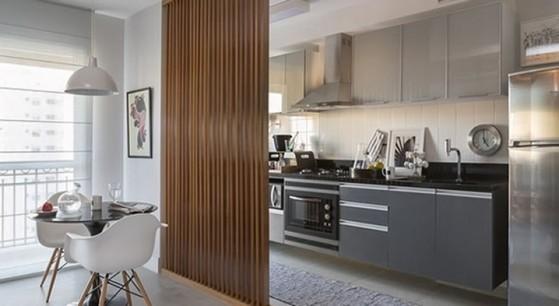 Onde Encontro Cozinha Planejada de Apartamento Alphaville - Cozinha Planejada com Ilha