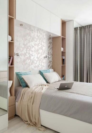 Onde Encontro Dormitório Planejado Casal Pequeno Alphaville - Dormitório Planejado Solteiro