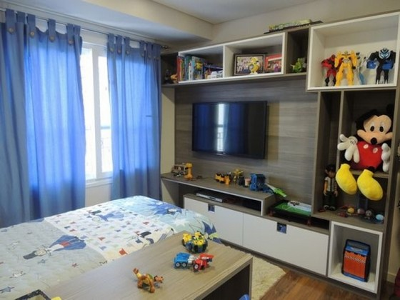 Onde Encontro Dormitório Planejado Infantil Riviera de São Lourenço - Dormitório Planejado de Solteiro