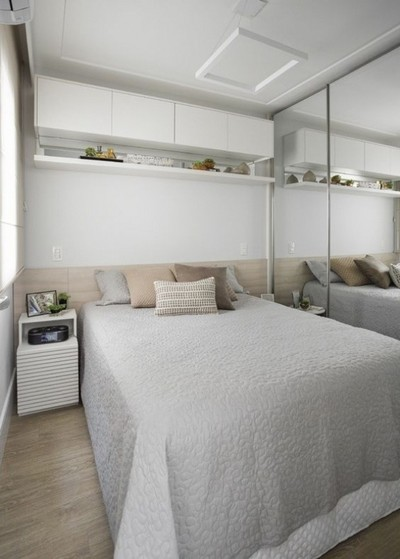 Onde Encontro Dormitório Planejado para Quarto Pequeno Alphaville - Dormitório Planejado Solteiro