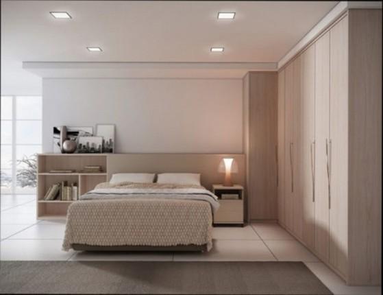 Onde Encontro Dormitório Planejados Móveis São Paulo - Dormitório Planejado Casal Pequeno