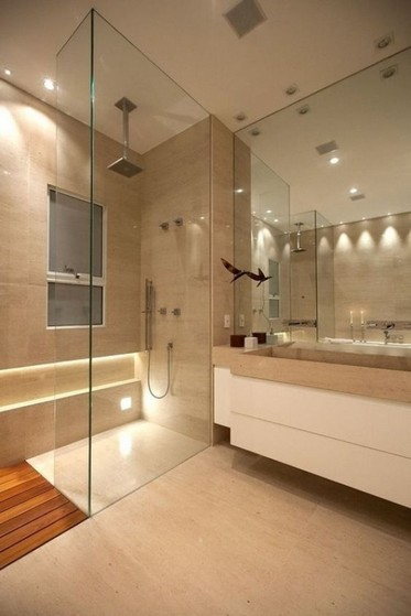 Quanto Custa Banheiro Planejado com Box Arujá - Banheiro Planejado Madeira