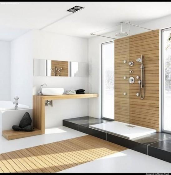 Quanto Custa Banheiro Planejado Madeira São Paulo - Banheiro Planejado Madeira