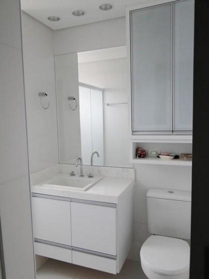 Quanto Custa Banheiro Planejado Pequeno Guarulhos - Banheiro Planejado com Box