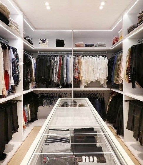 Quanto Custa Closet Planejado Aberto Arujá - Closet Planejado Pequeno Simples