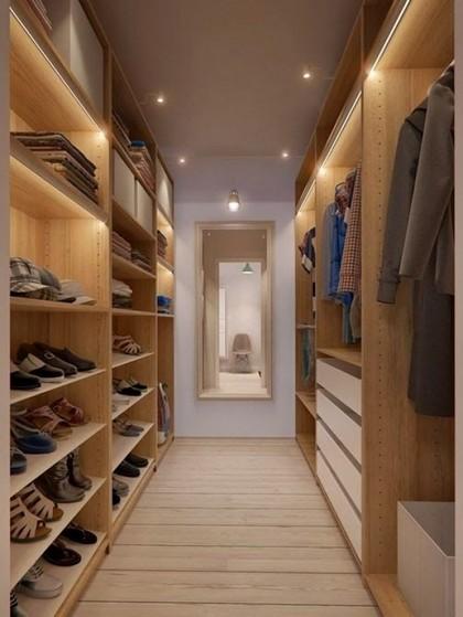 Quanto Custa Closet Planejado em Madeira Mogi das Cruzes - Closet Planejado para Apartamento