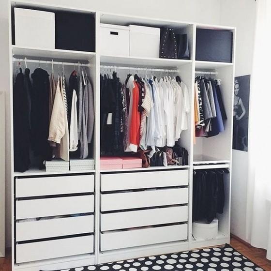 Quanto Custa Closet Planejado Pequeno Simples Bertioga - Closet Planejado para Apartamento