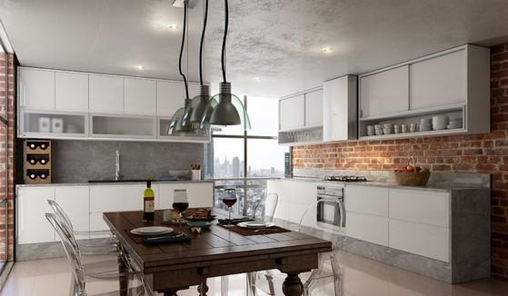 Quanto Custa Cozinha Planejada Apto Guarulhos - Cozinha Planejada de Apartamento