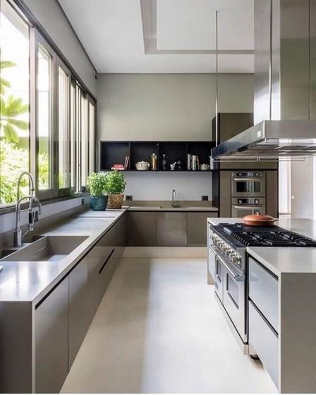 Quanto Custa Cozinha Planejada com Ilha Zona Leste - Cozinha Planejada Amadeirada