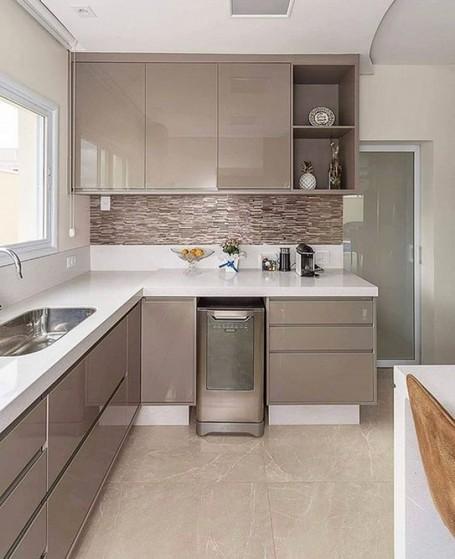 Quanto Custa Cozinha Planejada de Canto Bertioga - Cozinha Planejada Moderna