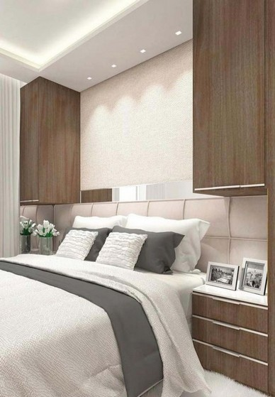 Quanto Custa Dormitório Casal Planejado Pequeno Arujá - Dormitório Planejado para Quarto Pequeno