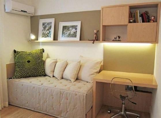 Quanto Custa Dormitório Planejado de Solteiro Riviera de São Lourenço - Dormitório Planejado para Quarto Pequeno