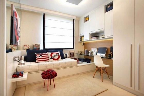 Quanto Custa Dormitório Planejado Solteiro Masculino Mogi das Cruzes - Dormitório Planejado Solteiro