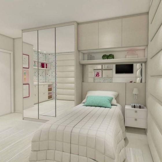 Quanto Custa Dormitório Planejados Móveis Alphaville - Dormitório Planejado de Solteiro
