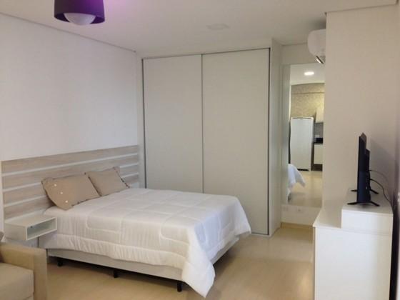 Quarto Planejado Apartamento Pequeno Preço Alphaville - Quarto Planejado de Casal Pequeno