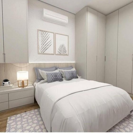 Quarto Planejado Apartamento Preço São Paulo - Quarto Planejado Feminino