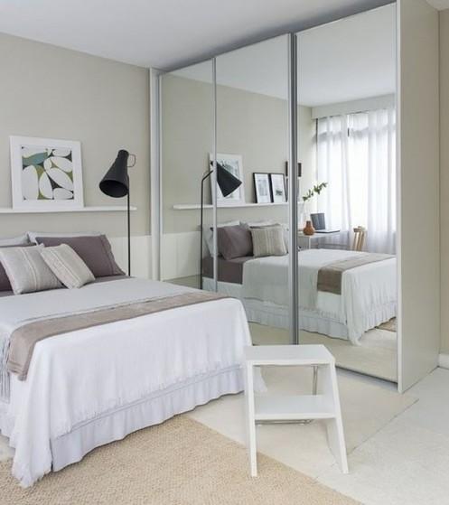Quarto Planejado Apartamento São Paulo - Quarto Planejado com Closet