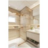 banheiro planejado com box preço São José dos Campos