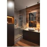 banheiro planejado com cuba preço Suzano