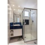 banheiro planejado simples preço Suzano