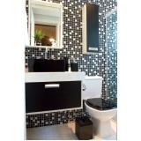 banheiro planejado simples Bertioga