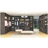 closet planejado de móveis Poá
