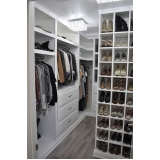 closet planejado para apartamento preço Suzano